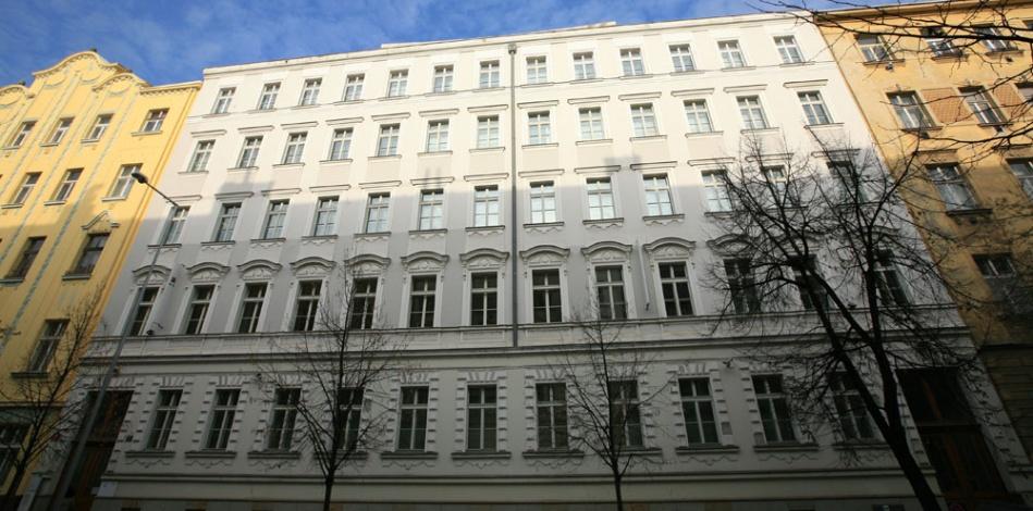 Rekonstrukce administrativní budovy Lucemburská