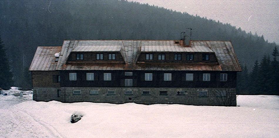 Rekonstrukce horského hotelu JAKI