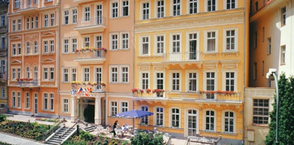 Rekonstrukce lázeňského hotelu VENUS