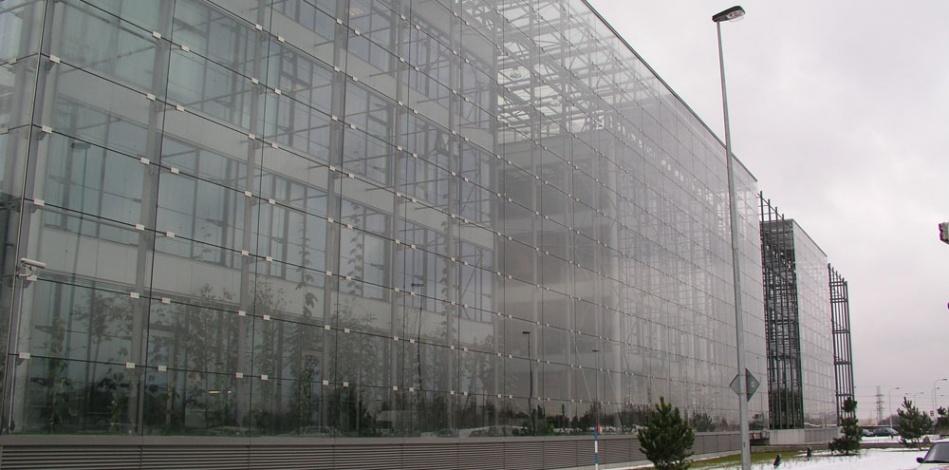 Technický dozor při výstavbě polyfunkční budovy IBM